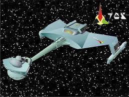 Klingon D7 class