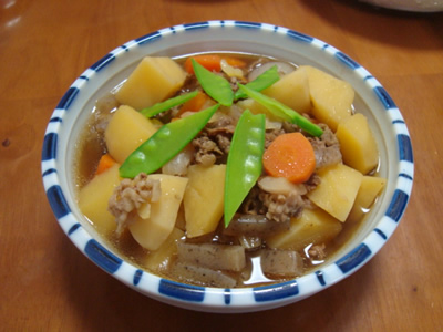 Nikujaga (Japanese Beef Stew) Recipe — Dishmaps