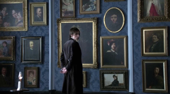 Dorian Gray portrayed by Reeve Carney, Penny Dreadful Season 1, Episode 2